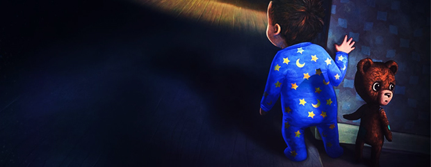 Among the Sleep header