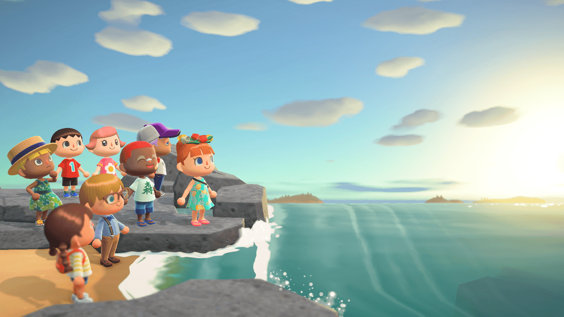 Animal Crossing: New Horizons header