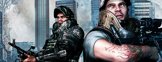 Army of Two header