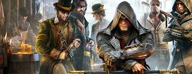 Assassin's Creed: Syndicate header