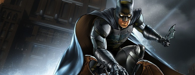 Batman: The Enemy Within header