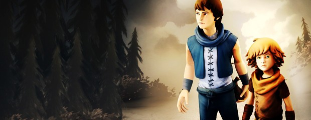 Brothers: A Tale of Two Sons header