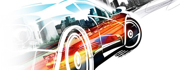 Burnout Paradise header