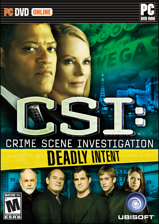 CSI: Deadly Intent