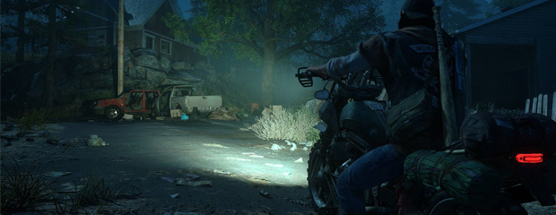 Days Gone header