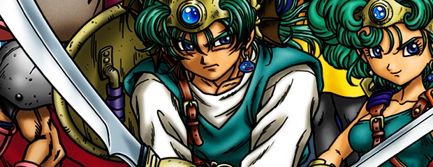Dragon Quest: Chapters of the Chosen header