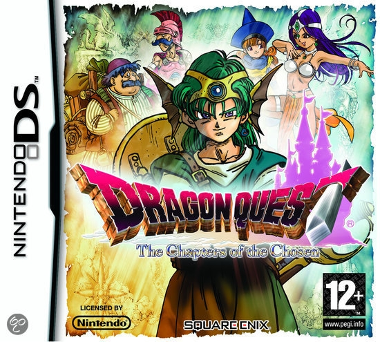 Dragon Quest: Chapters of the Chosen