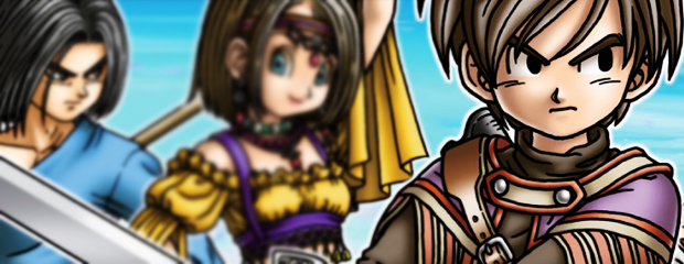 Dragon Quest IX: Sentinels of the Starry Skies header