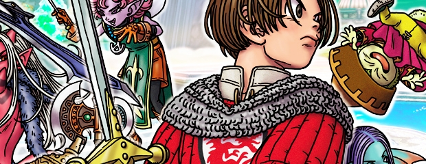 Dragon Quest X header