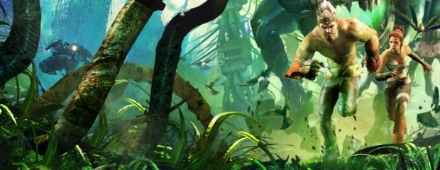 Enslaved: Odyssey to the West header