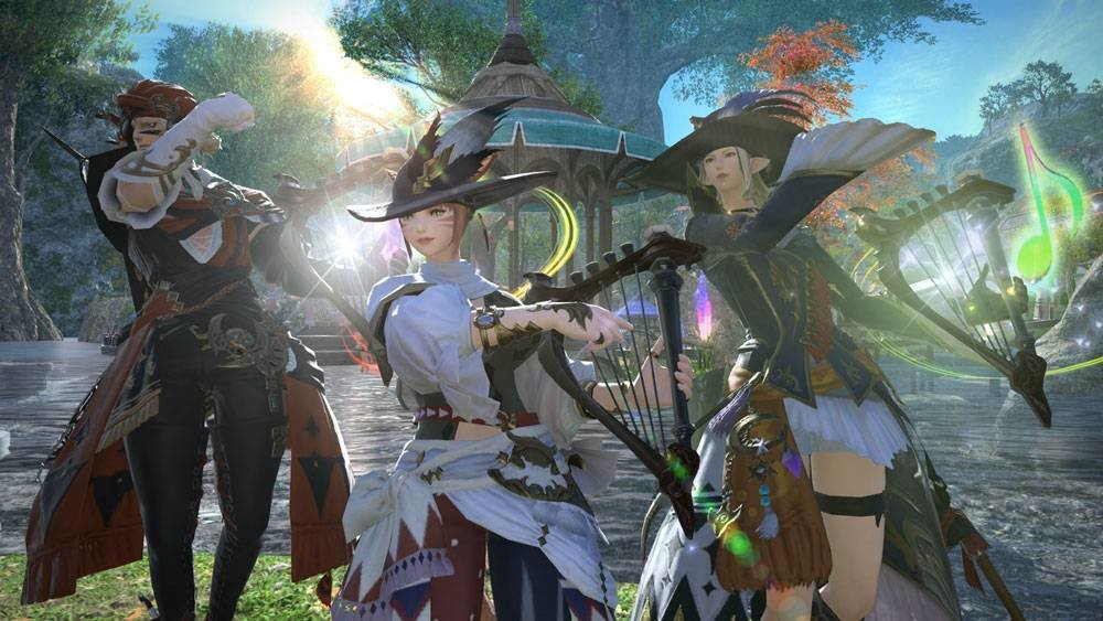 Final Fantasy XIV Online header