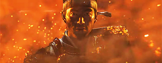 Ghost of Tsushima header