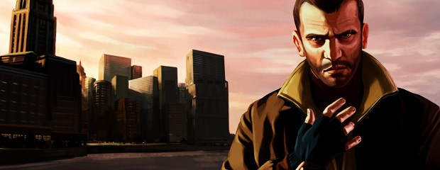 Grand Theft Auto IV header