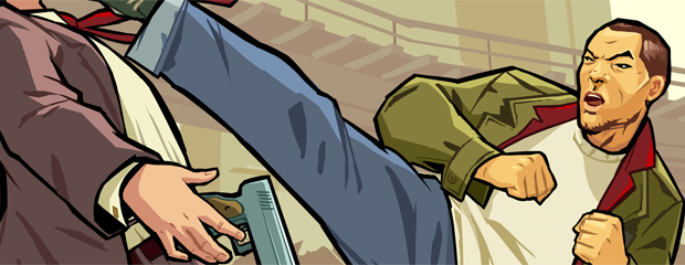 Grand Theft Auto: Chinatown Wars header