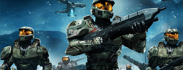 Halo: The Master Chief Collection header