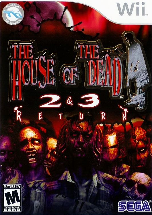 The House of the Dead: 2 & 3 Return