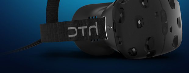 HTC Vive header