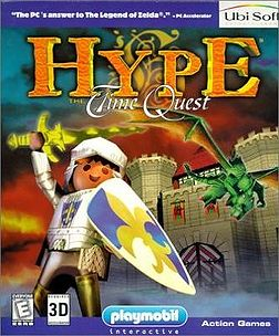 Hype, The Time Quest