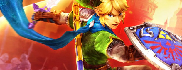Hyrule Warriors header