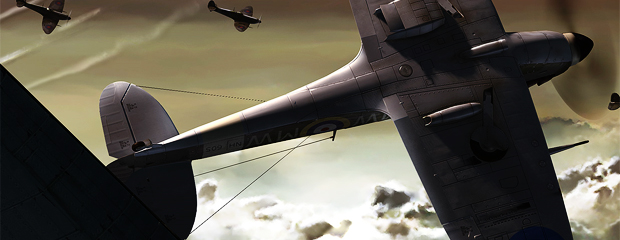 IL 2 Sturmovik: Birds of Prey header