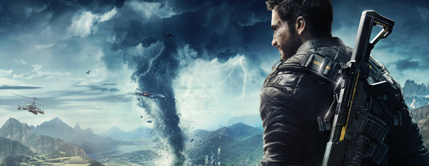 Just Cause 4 header