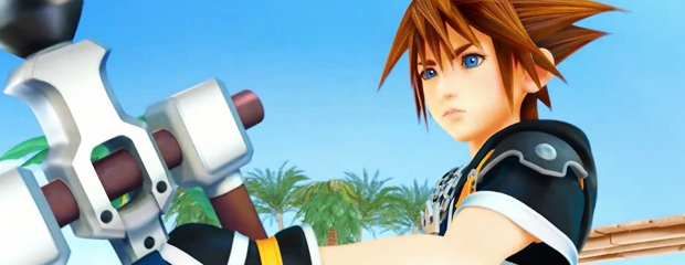 Kingdom Hearts 3 header