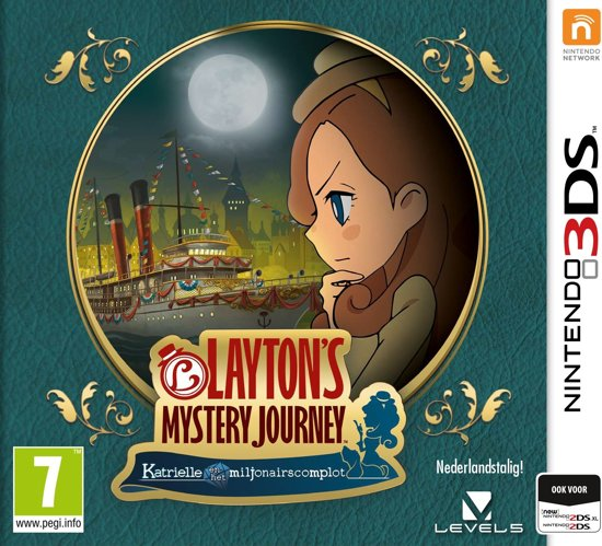 Layton's Mystery Journey: Katrielle and the Millionaires' Conspiracy