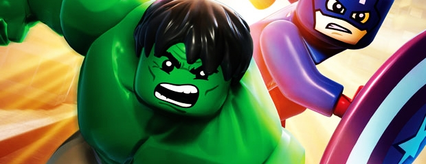 LEGO Marvel Super Heroes header