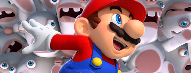 Mario + Rabbids Kingdom Battle header