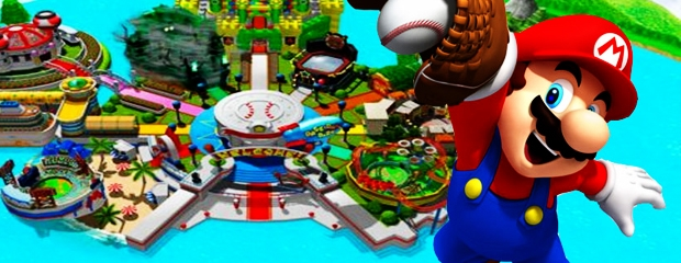 Mario Super Sluggers header