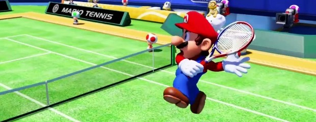Mario Tennis: Ultra Smash header