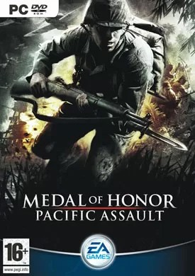 Medal of Honor Pacific Assault