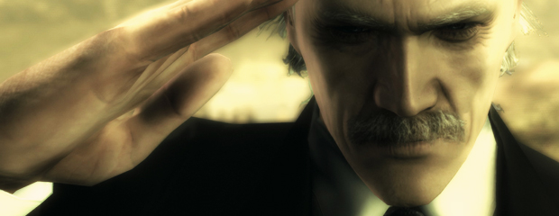Metal Gear Solid 4: Guns of the Patriots header