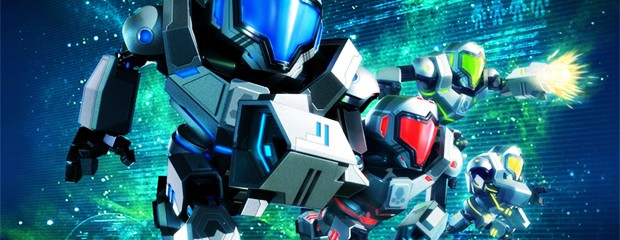 Metroid Prime: Federation Force header