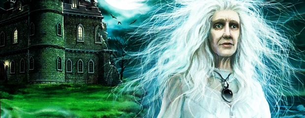 Nancy Drew: The Haunting of Castle Malloy header
