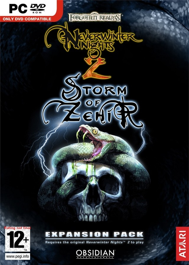 Neverwinter Nights 2: Storm of the Zehir