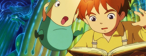 Ni No Kuni: Wrath of the White Witch header