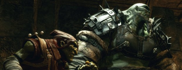 Of Orcs and Men header