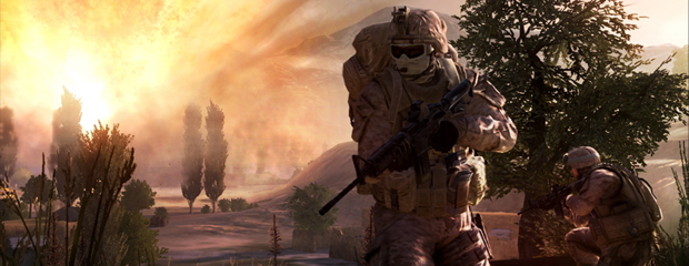 Operation Flashpoint: Red River header