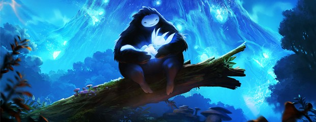 Ori and the Blind Forest header