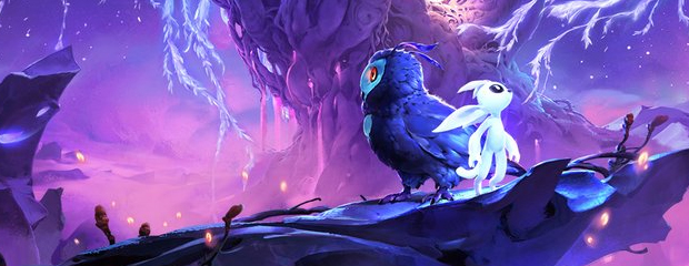Ori and the Will of the Wisps header