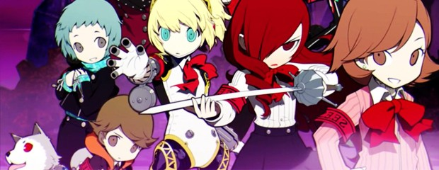 Persona Q: Shadow of the Labyrinth header