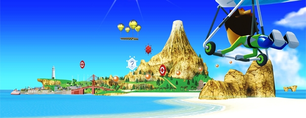 Pilotwings Resort header
