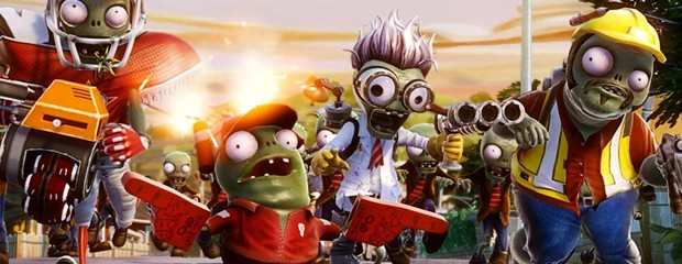 Plants vs. Zombies: Garden Warfare 2 header