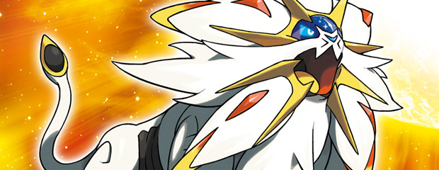 Pokémon Sun & Moon header
