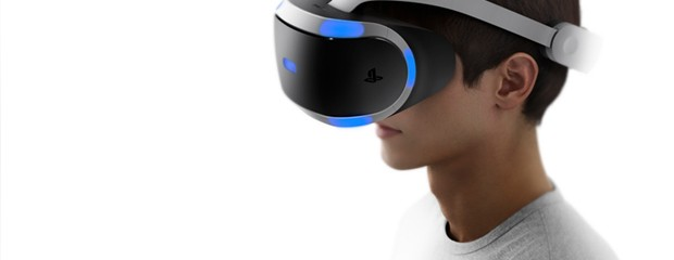 PlayStation VR header