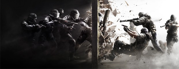 Tom Clancy's Rainbow Six Siege header