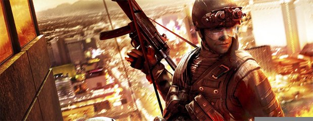 Rainbow Six: Vegas 2 header