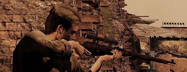 Red Orchestra 2: Heroes of Stalingrad header