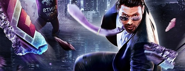 Saints Row IV: Re-Elected header